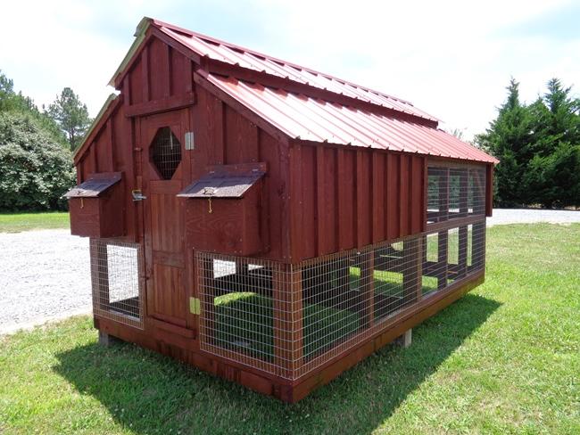 David S Chicken Coops Chicken Pens Amp Runs Custom Builder