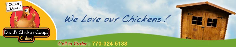 David's Chicken Coops